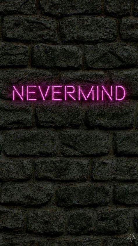 Nevermind Wallpaper
