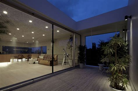 modern home nda by no555 architectural design office