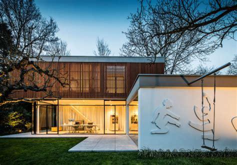 Einfamilienhaus Architektur by Corneille Uedingslohmann Architekten Architekturb 252 Ro