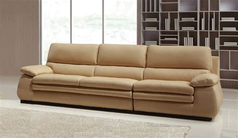 4 Seat Leather Sofa Carleto Luxury Leather Sofa 4 Seater High Quality Delux Deco