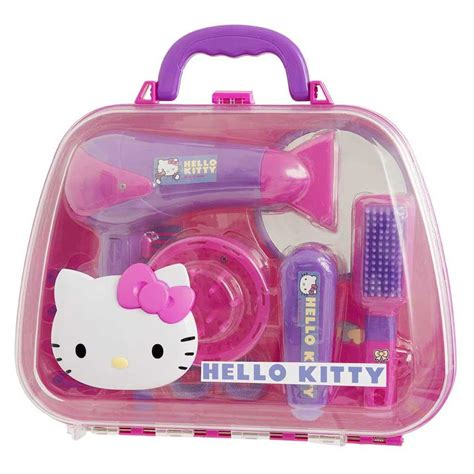 Hello Hair Dryer Toys R Us hello hair care bag play set pretend