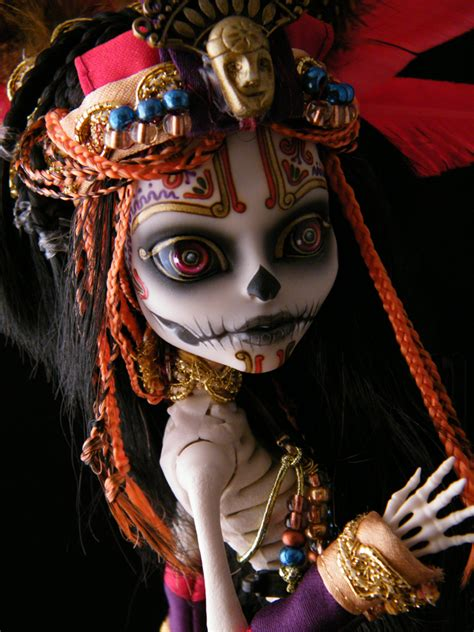 imagenes de calaveras aztecas skelita close up by engelmech on deviantart