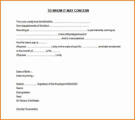 request letter for certification of employment sles 6 sle of certificate of employment with salary