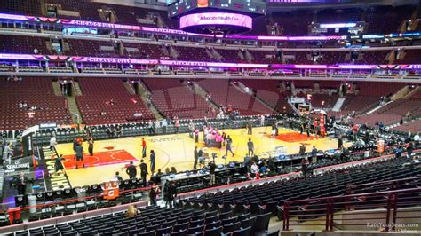 united center section 102 united center section 102 chicago bulls rateyourseats com