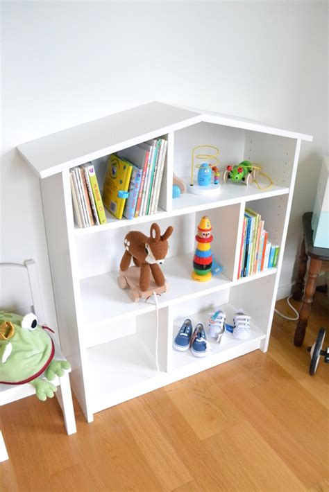 nursery room easy safe books shelves trends4us