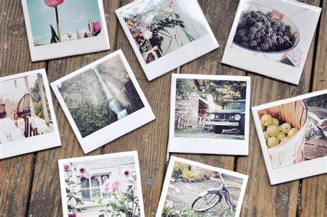 homemade coasters diy homemade polaroid coasters darkroom and dearly