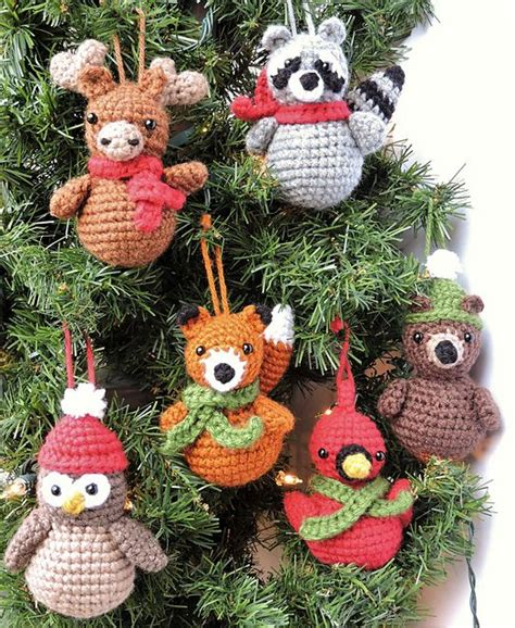crochet pattern xmas 429 best crochet ornaments images on pinterest christmas