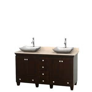 60 Bathroom Vanity For Sale Wyndham Collection Wcv800060desivgs3mxx Acclaim 60 Inch