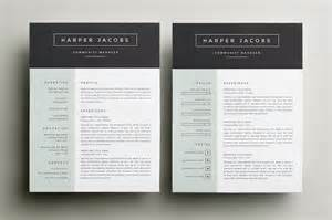 resume template designs 10 great minimal design cv designs