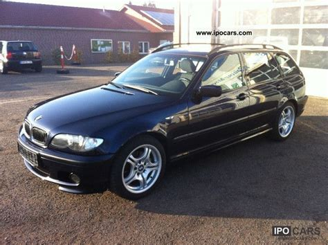 2004 Bmw Touring 320d M Sport Package Ii 2 Hand Ahk Dpf
