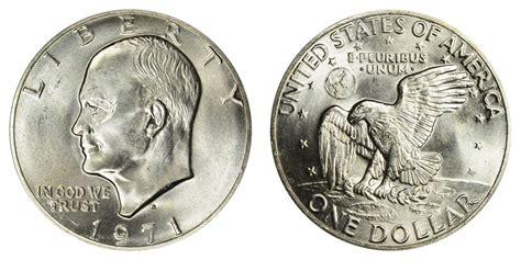 eisenhower dollar coin 1971 collectors