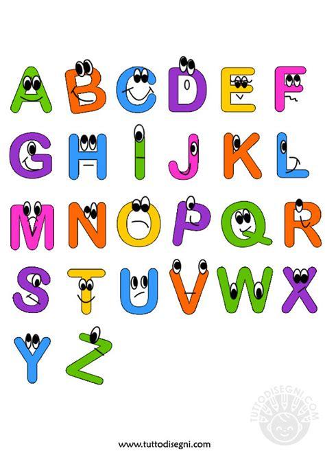 lettere bambini the gallery for gt alfabeto italiano per bambini