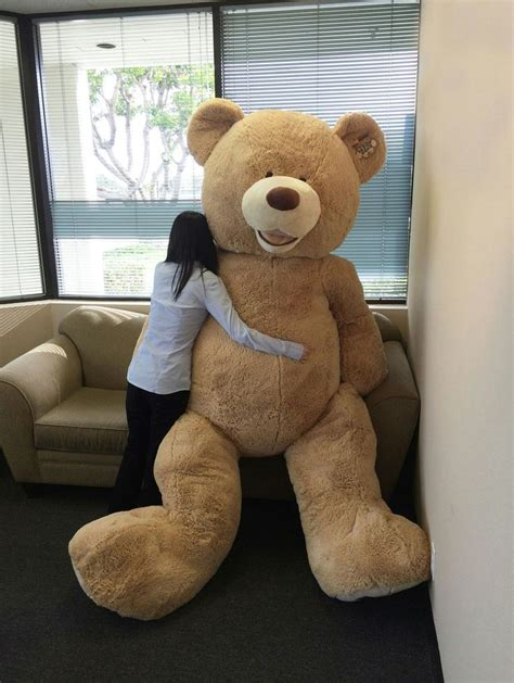 big teddy new w tag costco 93 quot teddy hugfun 8 ft plush