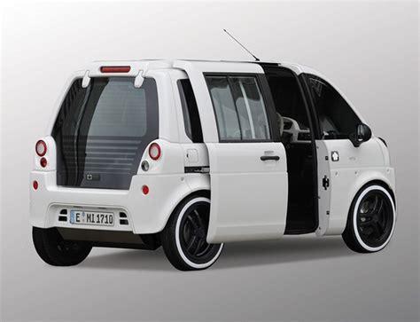 electric microbus mia introduced  geneva motor show