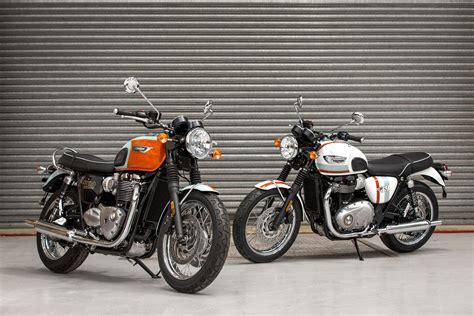 Triumph Motorcycle Edition triumph launch special edition bonnevilles triumph