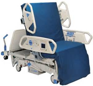 used hill rom total care p1900 beds electric for sale