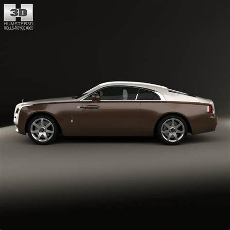 rolls royce wraith 2014 3d model hum3d