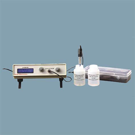 table top ph meter testing equipment manufacturer testing instrument