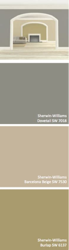 dovetail sw7018 sherwin williams dovetail sw 7018 barcelona beige sw 7530 burlap sw 6137 home sweet