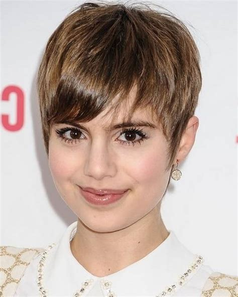 is pixie haircut good for overweight pixie hairstyles for round face and thin hair 2018 page