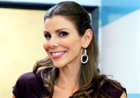 heather dubrow mocked by good day la anchor over heather dubrow takes on steve edwards jokes on good day
