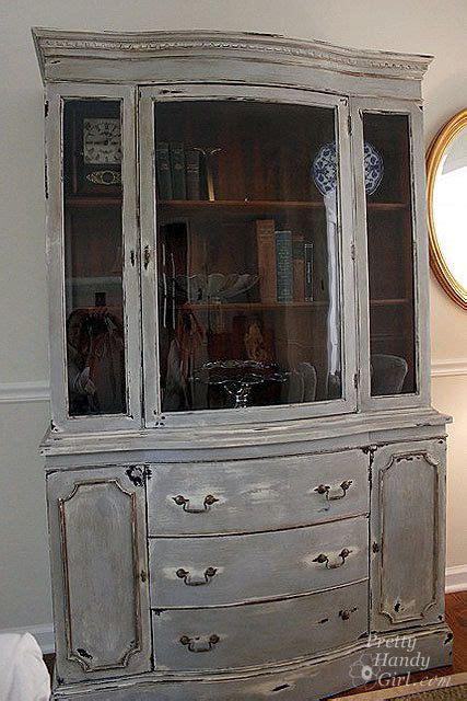 totally fix   furniture diy china cabinet