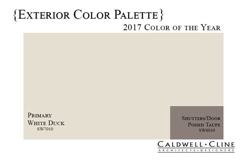 colors of the year 2017 2017 paint colors of the year caldwell cline architects