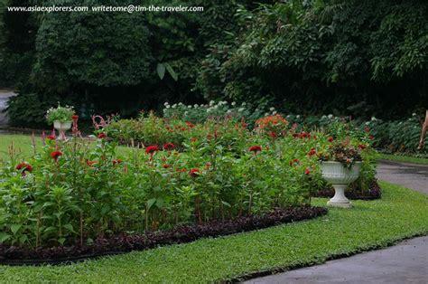 Peradeniya Botanical Gardens Sri Lanka Peradeniya Flower Garden