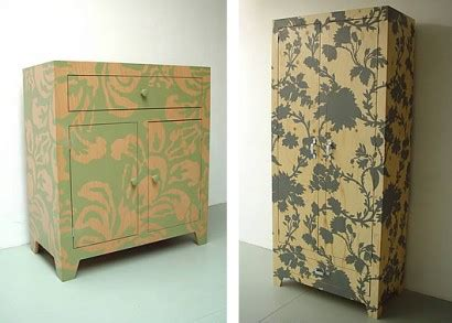 Wallpaper Furniture by Interiors Decor And Staging D I Y Wallpaper Your