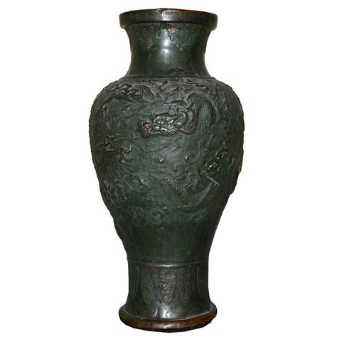 Large Urns And Vases large 19th century temple vase or urn at 1stdibs