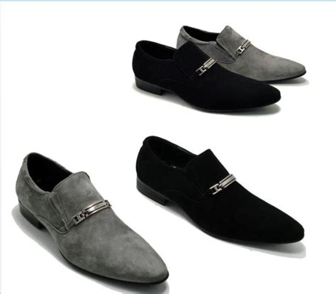 mens black suede dress shoes all dresses