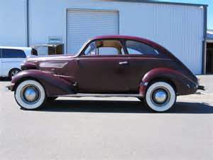 1937 Chevrolet Coupe Aussie Chevy 1937 Holden Bodied Chevrolet Sloper Sports