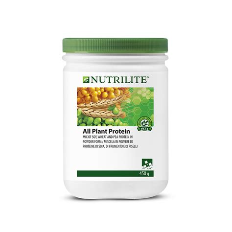 Nutrilite Protein Amway all plant protein nutrilite amway