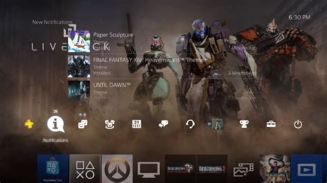 themes ps4 problem top 18 best free ps4 themes