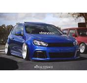 Bagged GTI On BBS Dapper  Baconfenders Incognito Media Flickr