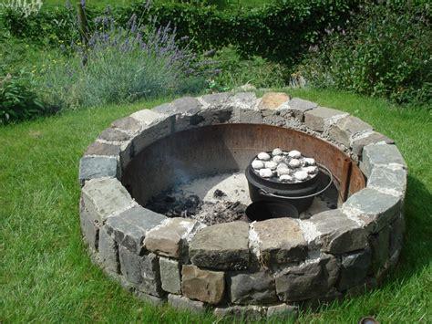 gemauerte grillstelle isse fertig grillforum und bbq www