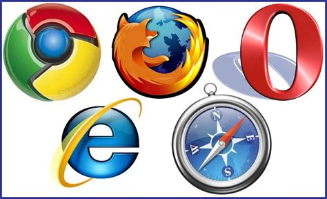 imagenes de navegadores web los 5 navegadores web m 225 s importantes inforlife s blog