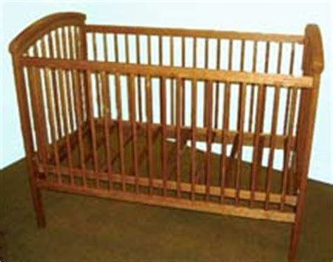 crib entrapment hazards lead to recall