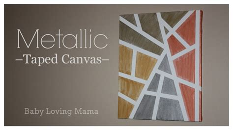 Jerry S Artarama Gift Card - metallic canvas craft tutorials 50 jerry s artarama gift card giveaway finding zest