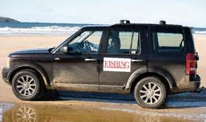 land rover discovery 3 towing capacity tow test landrover hse tdv6 fishing world