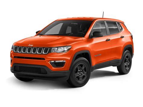 2017 jeep orange 2017 jeep compass suv chapel hill durham nc incentives
