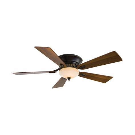 Flush Mount Ceiling Fan Light Minka Aire F711 2 Light 52 In Delano 174 Ii Flush Mount Ceiling Fan Atg Stores