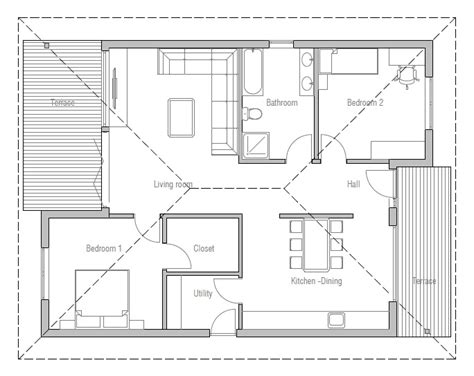 simple affordable house plans affordable house plan to tiny lot with two bedrooms and
