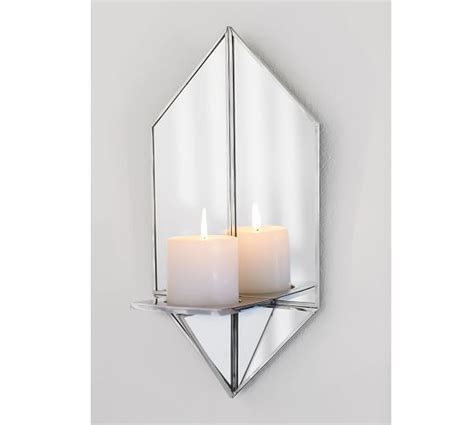 Wall Pillar Candle Holders by Best 25 Wall Mounted Candle Holders Ideas On