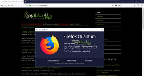 chrome terbaru kuyhaa mozilla firefox quantum 60 0 0 terbaru offline installer