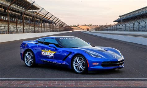 jim harbaugh picked to drive indy 500 corvette stingray