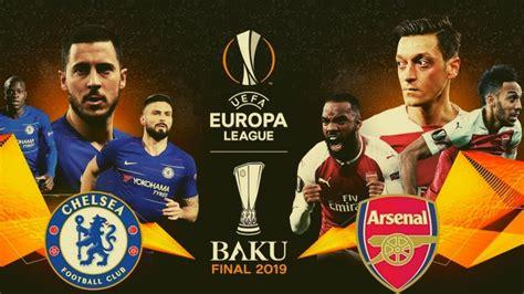 arsenal  chelsea europa league final betting tips