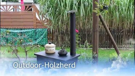 garten outdoor outdoor holzherd garten backofen au 223 enk 252 che terrassenherd