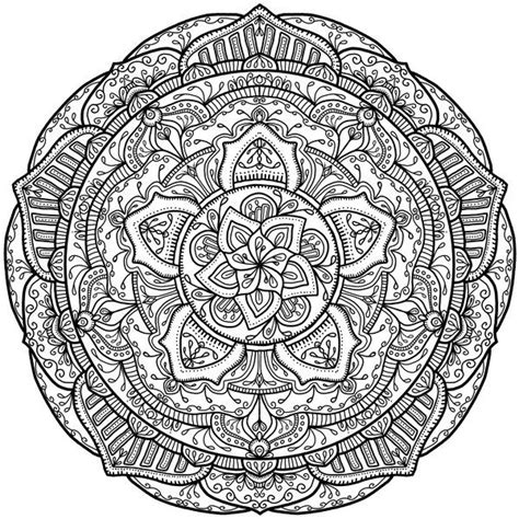 new mandala coloring pages 575 best images about new color pages on pinterest gel