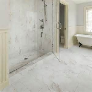 home depot bathroom tile designs marazzi vitaelegante bianco 6 in x 24 in porcelain floor